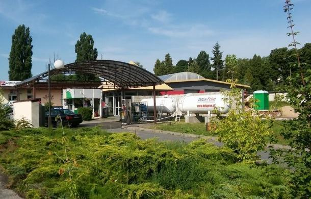 Stacja LPG